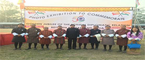 The 8th India-Bhutan Regional Friendship Trade Fair is successfully going on in Gelephu. Consul General of India Shri Pieyush Gupta graced the event and addressed the business community.