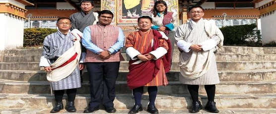 Consul General visited Wangdue Phodrang Dzongkhag Administration office on February 7, 2019 and met Dasho Dzongdag, Dasho Dzongrab and other senior officials of the Dzongkhag.