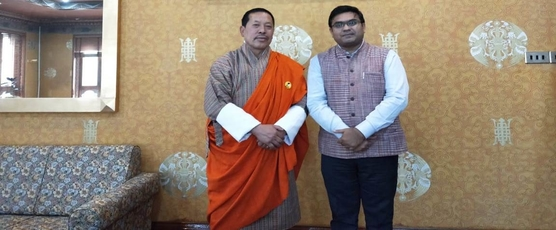 Consul General called on Speaker National Assembly today in Thimphu. Consul General apprised the Honble Speaker on border related issues. Issues of common interest to both countries were also discussed.