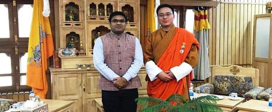 Consul General Shri Ashish Middha called on Chairperson National Council Honble Tashi Dorji on March 12, 2019 in Thimphu. CG apprised the Honble Chairperson on border related issues. Issues of common interest to both countries .....