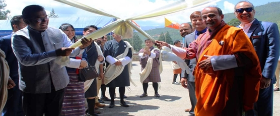 Consul General Shri Ashish Middha participated in the 10th Bhutan Construction Expo 2019 being organised by Bhutan Chamber of Commerce and Industry (BCCI) from 18-21 July 2019 in Thimphu. Over 50 business entities primarily .....